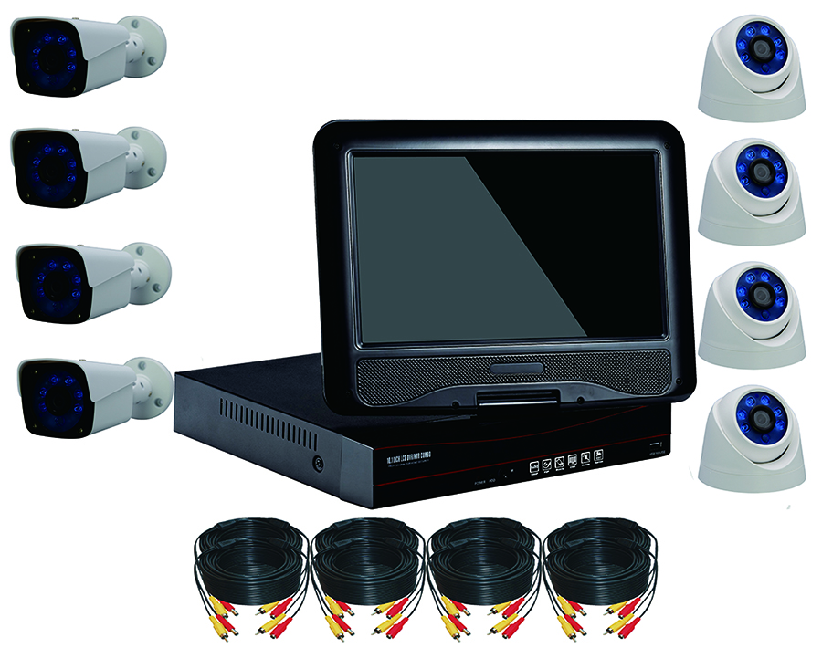 AHD DVR KITS(1MP/2MP)