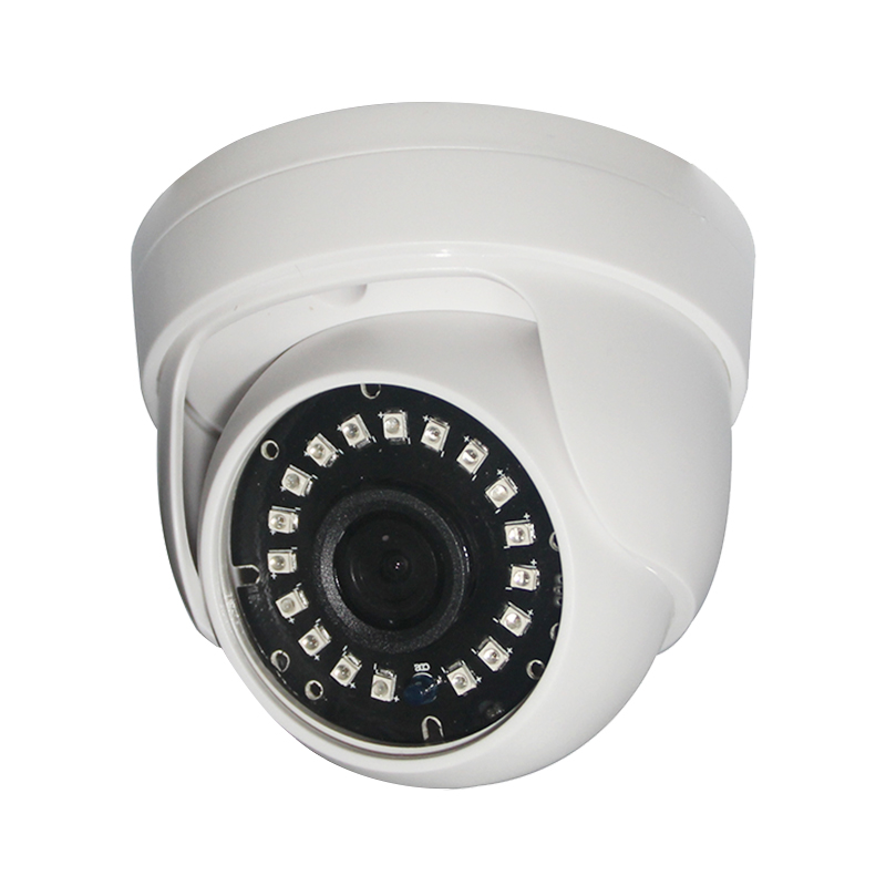 Plastic Fixed lens Dome Camera(3.6/6/8mm)