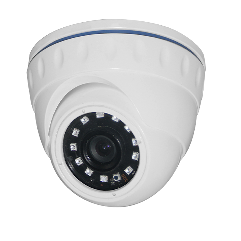 Metal Fixed lens Dome Camera(3.6/6/8mm)