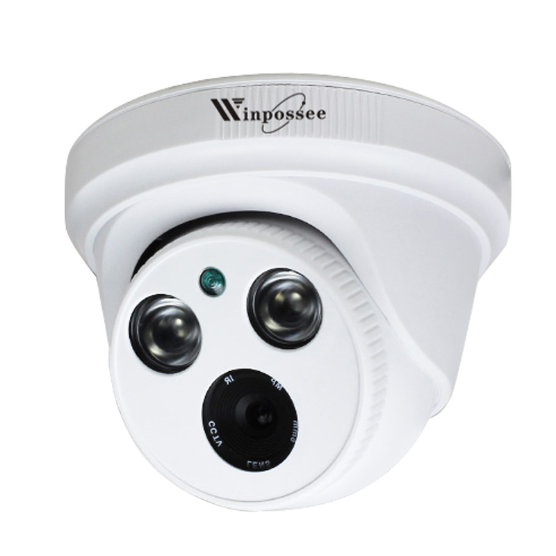 Plastic Infrared Dome Camera Series
