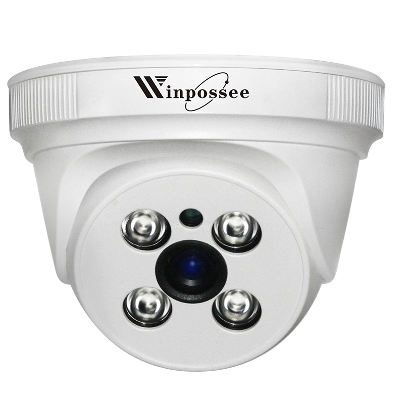 Plastic dome camera series